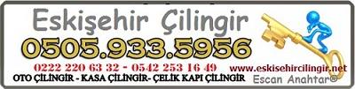 Eskişehir Çilingir 505 933 5956 / 542 253 1649 / 222 220 6332