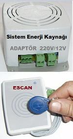Kartlı Geçiş Sistemi